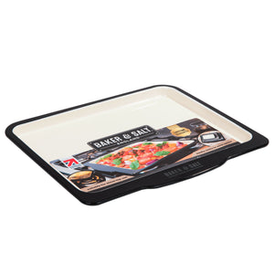 Enamel Baking Tray - Large