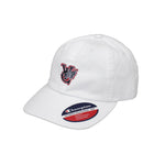 COLOUR WING CHAMPION® TWILL CAP - WHITE