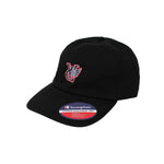 SPORTS CHAMPION® JERSEY KNIT CAP - BLACK