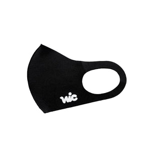 Reusable 3D Microfiber foam Face Mask by New Zealand Skate and Streetwear brand VIC. Reusable & Washable. One size fits most. Soft & Breathable.