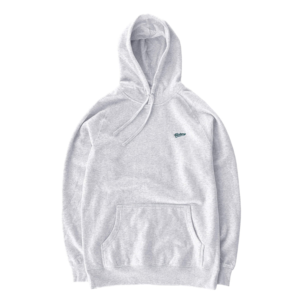Premium quality sweatshirt hoodie by New Zealand skate and streetwear clothing label VIC Apparel. Classic minimal design.