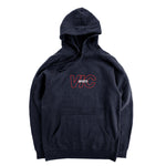 Premium quality sweatshirt hoodie by New Zealand skate and streetwear clothing label VIC Apparel.