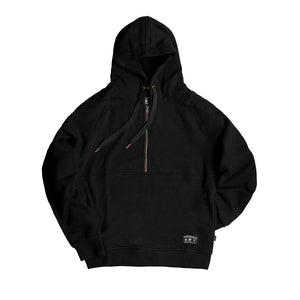Sweatshirt hoodie by New Zealand skate and streetwear clothing label VIC Apparel. Classic sportswear. Regular fit. Minimal simple design.