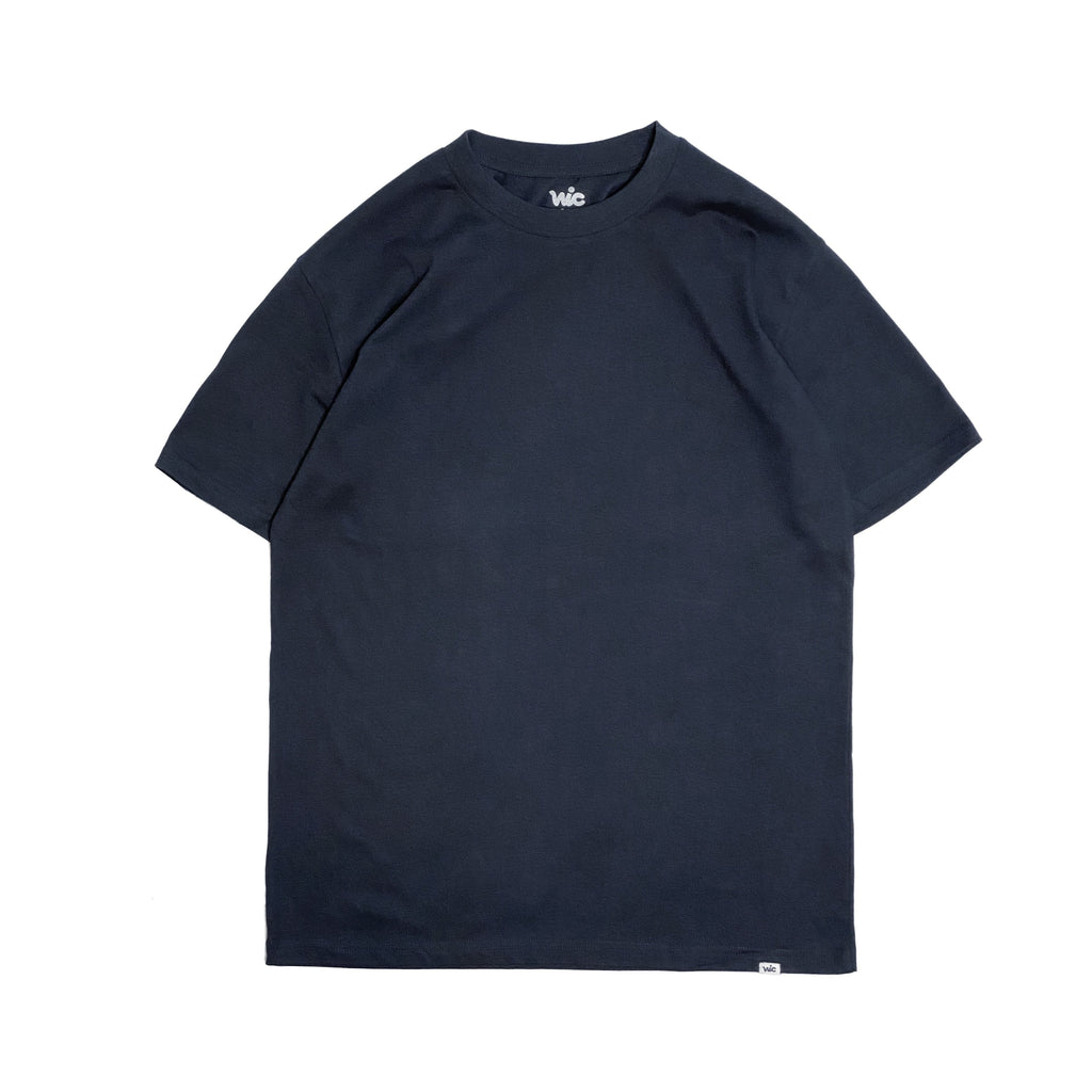 Premium quality plain tee shirt by New Zealand skate and streetwear clothing label VIC Apparel. A clean & heavyweight staple. Pack of 2.