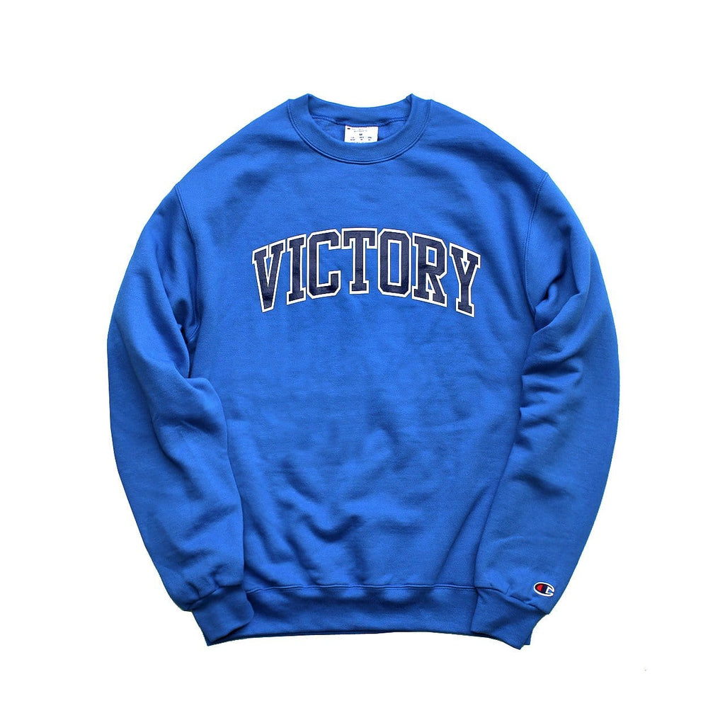 CLUB CHAMPION® CREW - ROYAL BLUE