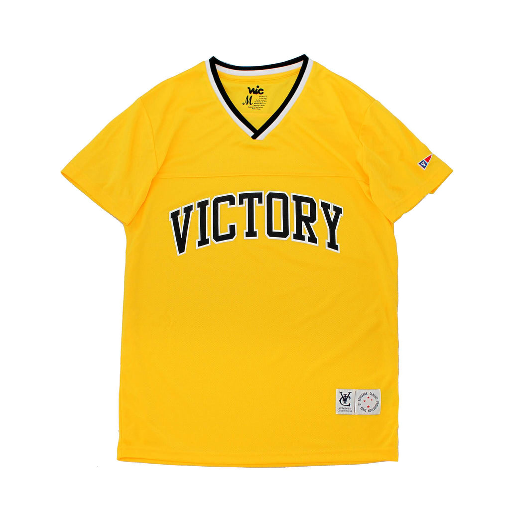 CLUB FOOTBALL JERSEY - YELLOW