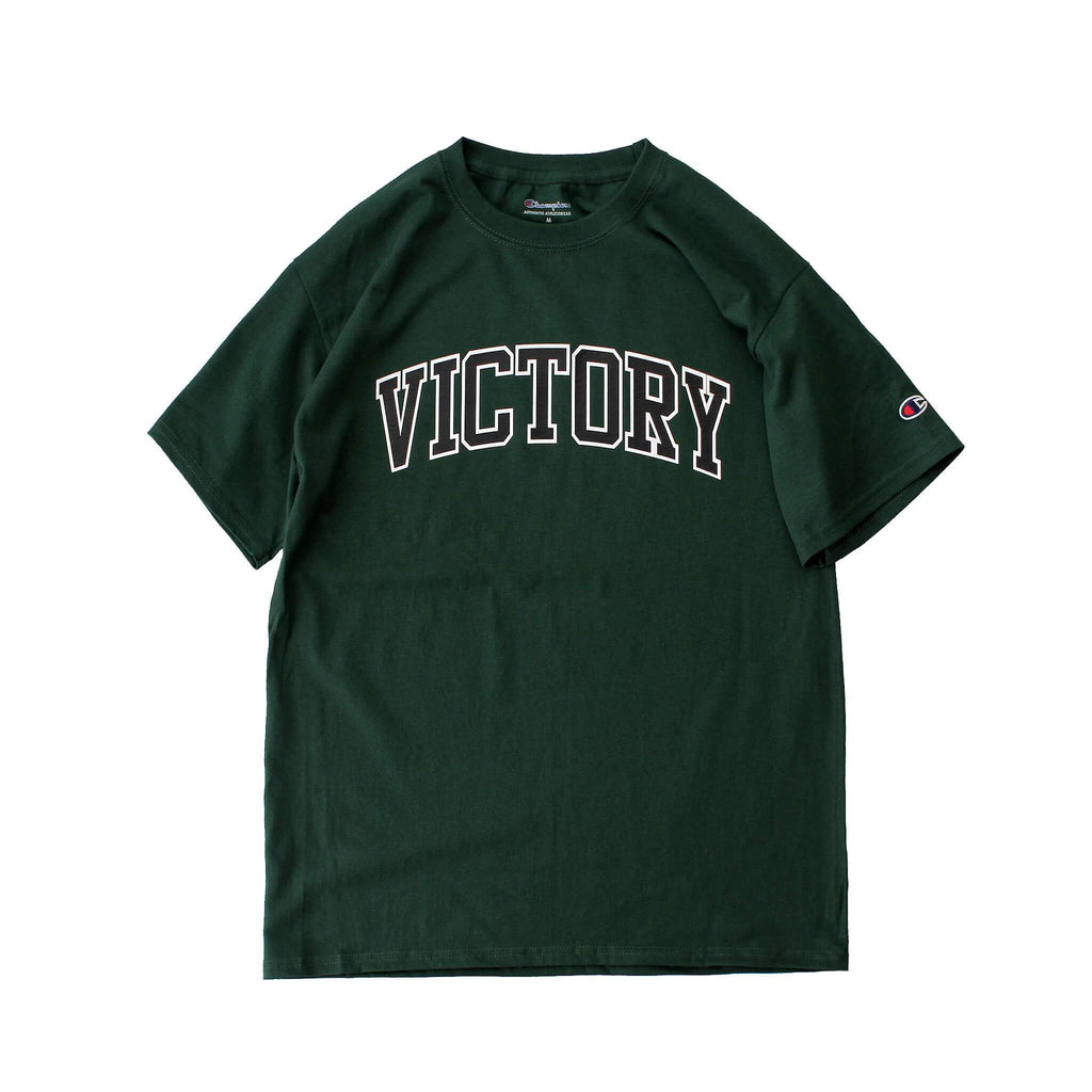 CLUB CHAMPION® TEE - FOREST GREEN