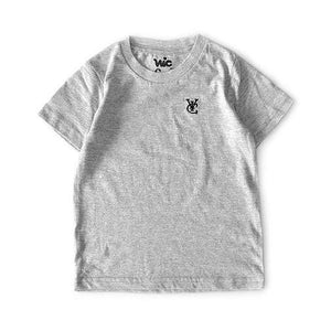 FEATHER KIDS TEE - GREY
