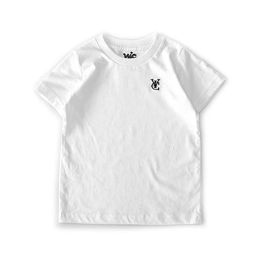 FEATHER KIDS TEE - WHITE