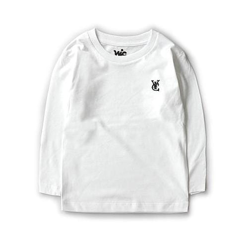 FEATHER KIDS L/S TEE - WHITE