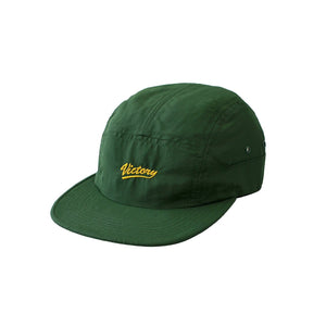 PLAYER CAMP CAP - FOREST GREEN