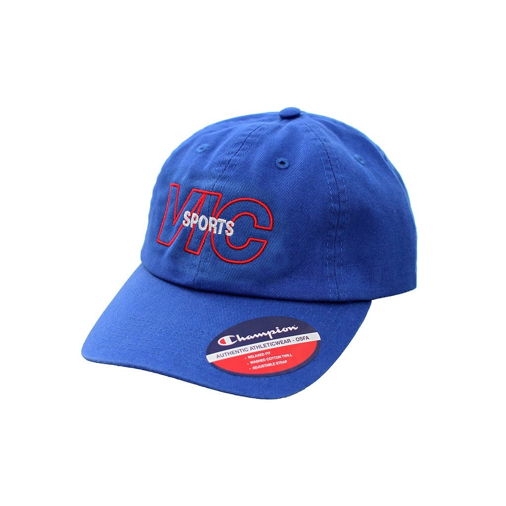 SPORTS CHAMPION® TWILL CAP - ROYAL