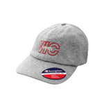 SPORTS CHAMPION® JERSEY KNIT CAP - GREY