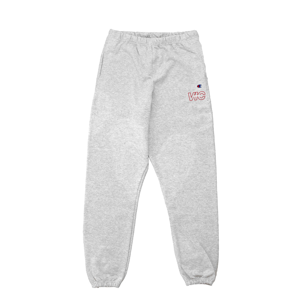SPORTS CHAMPION® REVERSE WEAVE SWEATPANTS - SILVER GREY