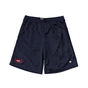 SPORTS CHAMPION® MESH SHORTS - NAVY