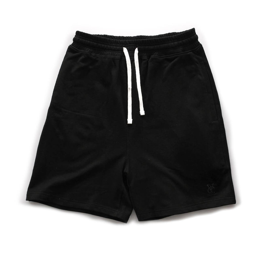 VICTORY SWEAT SHORTS - BLACK