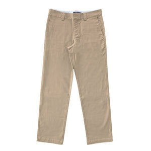 Premium quality classic heavy-duty work pants by New Zealand skate and streetwear clothing label VIC Apparel. American classic vintage workwear style. Loose fit. Relaxed through the hip and thigh, with a slightly tapered leg