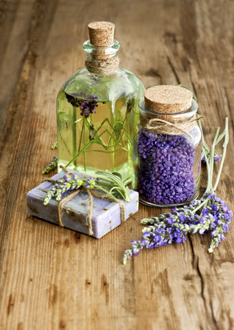 Reduce Anxiety & Keep Calm With Lavendar