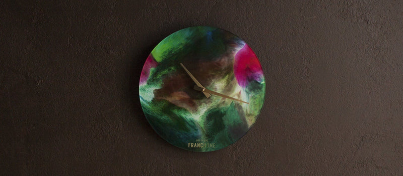 ONE OF ONE WALL CLOCK NO:7