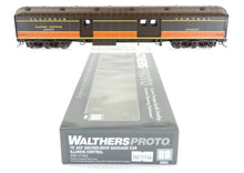 Load image into Gallery viewer, HO Walthers IC - Illinois Central ACF 70' Heavyweight Arched Roof Baggage Car