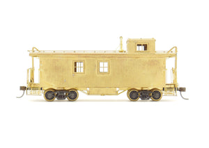 HO Brass VH - Van Hobbies CNR - Canadian National Railway Wood Caboose or Van