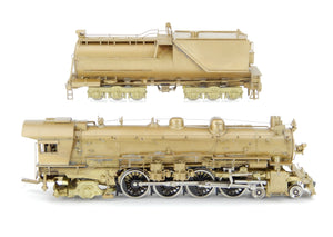 HO Brass Westside Model Co. S. Soho & Co SP - Southern Pacific #4367 Class Mt-5 4-8-2 Upgraded Model