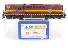 Load image into Gallery viewer, HO Brass Alco Models DM&IR - Duluth Missabe & Iron Range ALCO DL-600B RSD-15 High Hood Diesel Custom Painted
