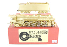 Load image into Gallery viewer, HO Brass Key Imports NYC - New York Central L-2d 4-8-2 Mohawk 1989 Run Coasting Drive