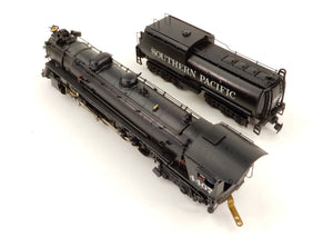 HO Brass Balboa SP - Southern Pacific GS-1 4-8-4 Mikado Custom Painted Foam Damage
