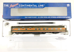 "HO Rapido Trains Inc. GN - Great Northern Duplex Sleeper ""Gunsight Pass"" Passenger Car"