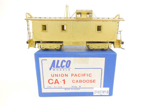 HO Brass Alco Models UP - Union Pacific CA-1 Caboose