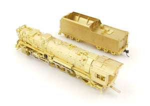 HO Brass Key Imports NYC - New York Central L-2a 4-8-2 Mohawk 1989 Run Coasting Drive