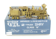 Load image into Gallery viewer, HO Brass PFM - United Various Logging Roads 2-Truck Class B Shay Geared Locomotive