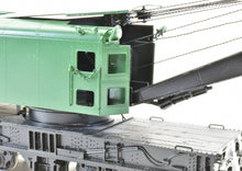 Load image into Gallery viewer, HO Brass OMI - Overland Models, Inc. Various MOW - Maintenance of Way 200-Ton Crane Industrial Brownhoist Custom Painted