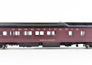 HO Brass PSC - Precision Scale Co. PRR - Pennsylvania Railroad 80' HW Sleeper 10-1-2 Factory Painted