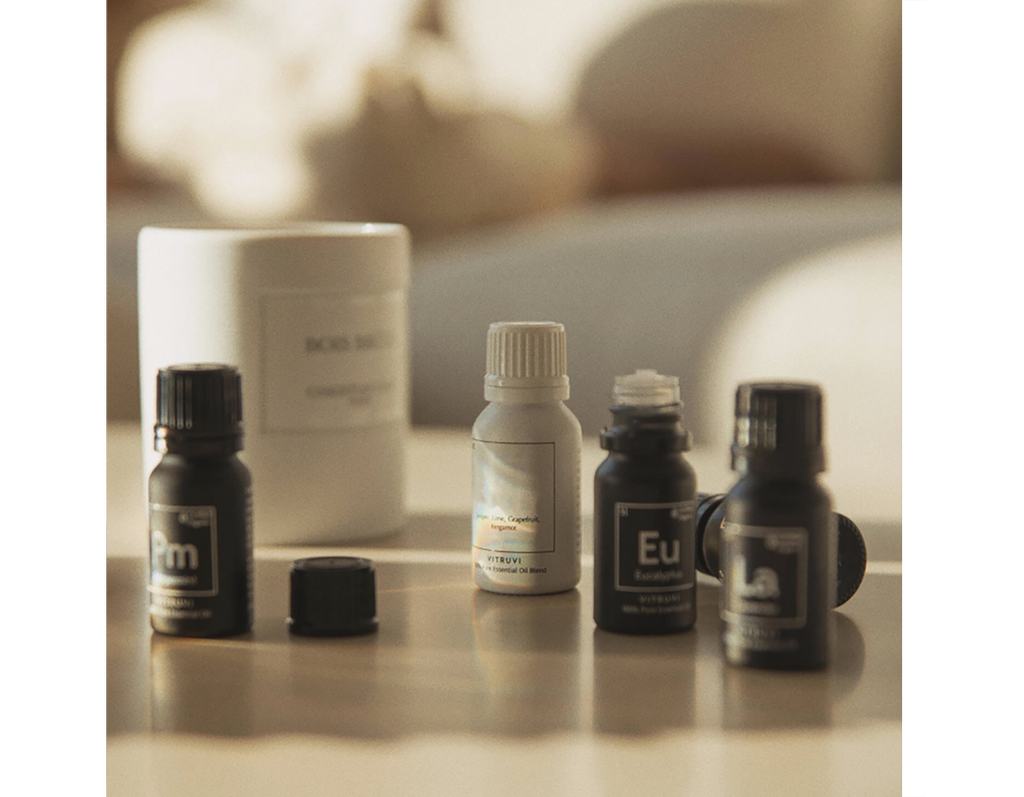 vitruvi essential oils is our fave