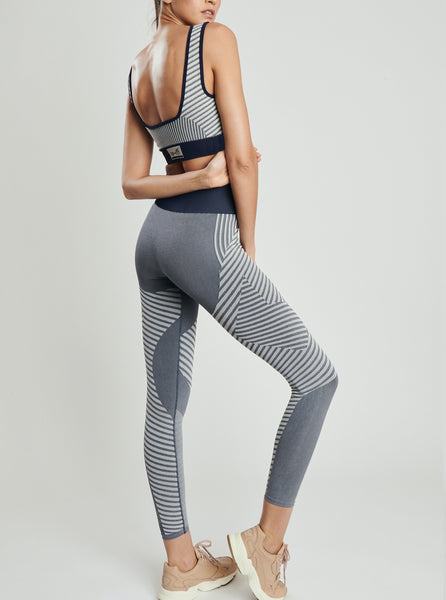 conscious yoga bra and legging set