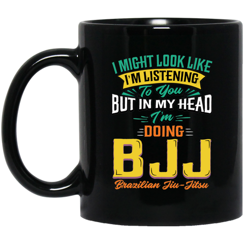 Image of BJJ Addict Mug