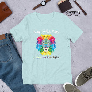 Unisex BJJ T-Shirt - King of the mats