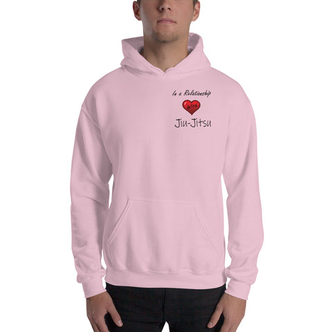 Unisex Hoodie - In a relationship with BJJ
