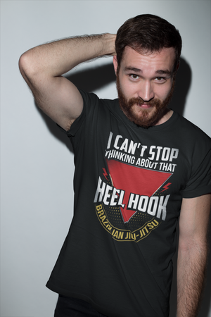 Short-Sleeve Heel Hook Obsession BJJ Unisex T-Shirt