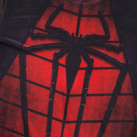 Image of Black Spider Rash Guard