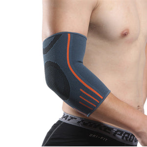 1 Pair Elbow Support Compression Sleeve