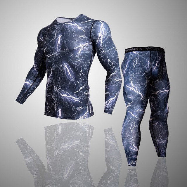 BJJ/MMA Kit - Lightning