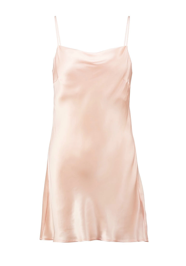 The Mini Slip - Dusty Blush