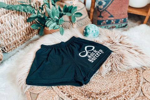 S+S Cheer Shorts (Black)