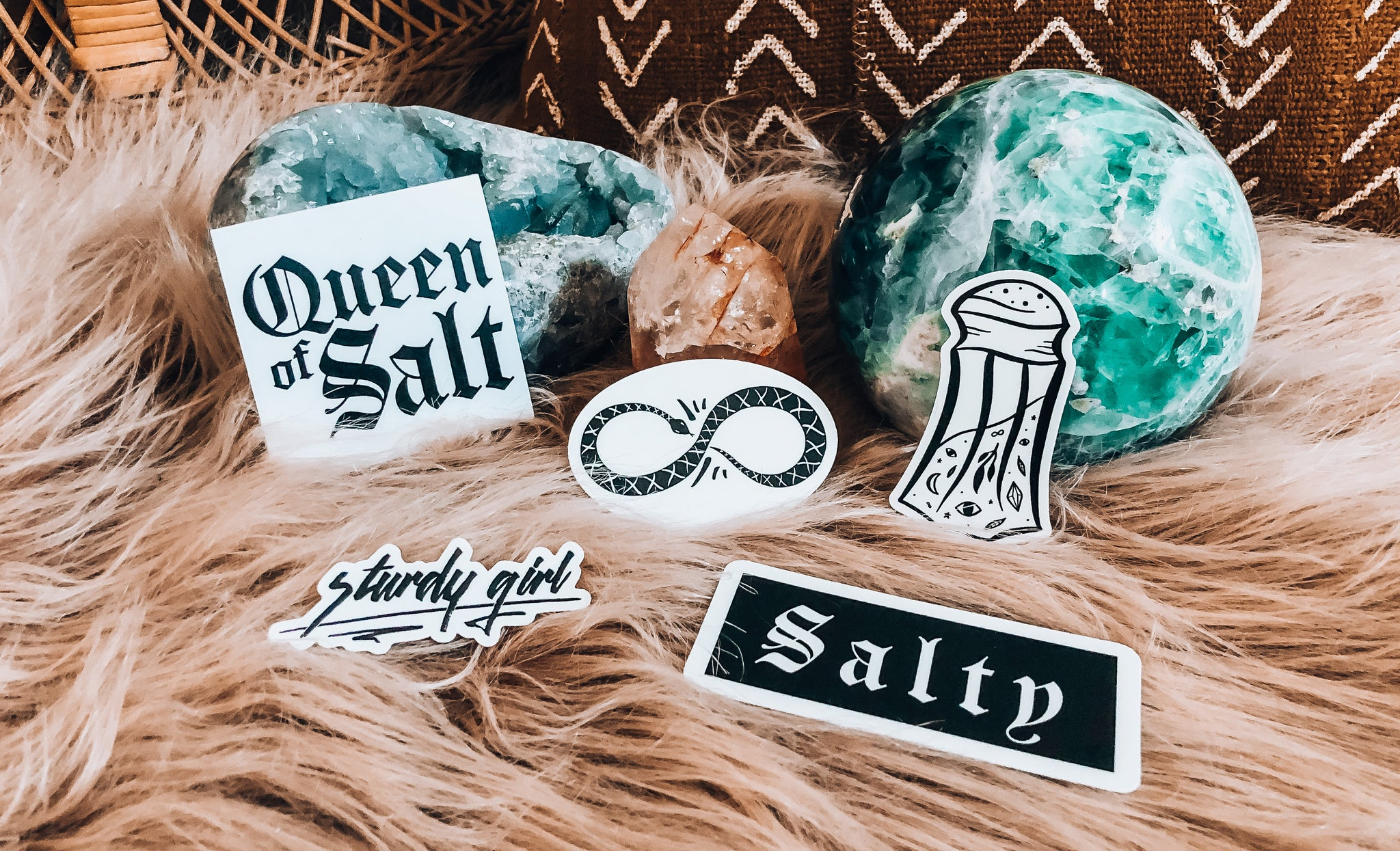 Salt + Sorcery Sticker Pack