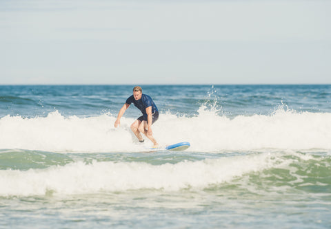 Riding the surf with the airSurf8