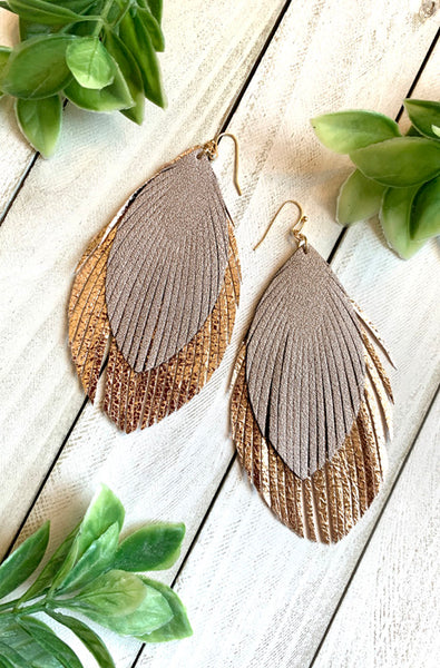 Fortaleza Fringe Earrings