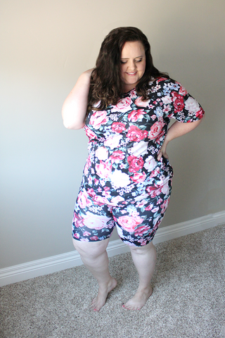 Bella Loungewear Set in Floral